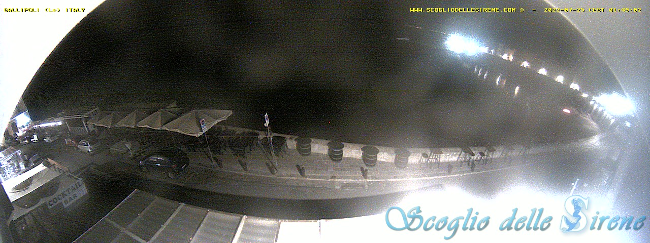Webcam a Gallipoli (LE)